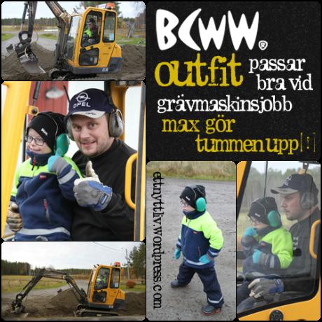 bcww grävmaskinmindre