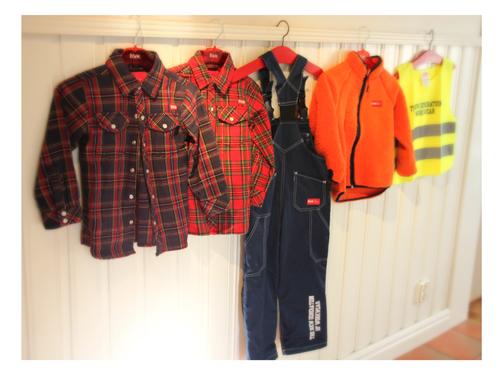 bcww kläderna