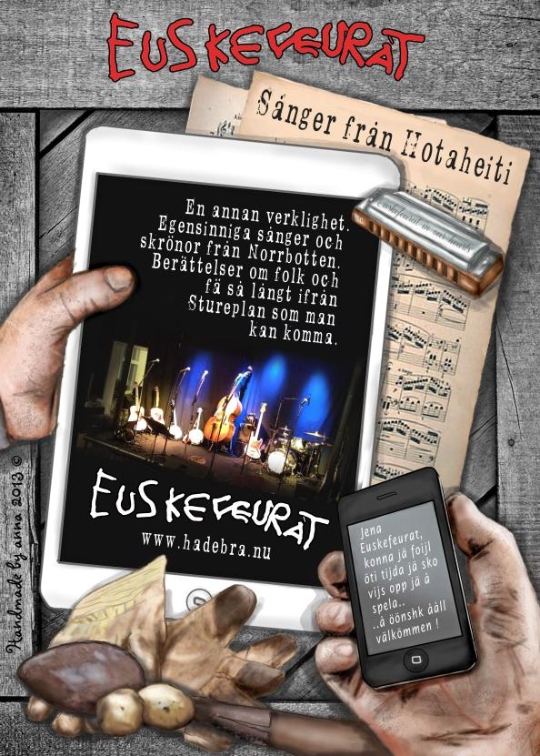 euskefeurat affisch kopiera