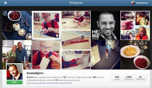 instagram bcww