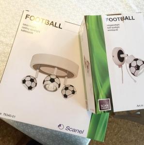 fotbollslampor