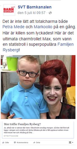 familjen rysberg barnkanalen